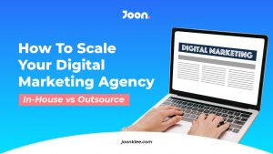 How To Scale Your Digital Marketing Agency | In-House vs Outsource