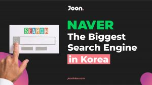 Naver - The Biggest Search Engine in Korea