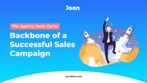 Agency Sales Cycle: Backbone of a Successful Sales Campaign